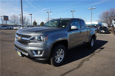 2018 Colorado Extended Cab 4x4 Pickup #133605 - photo 4