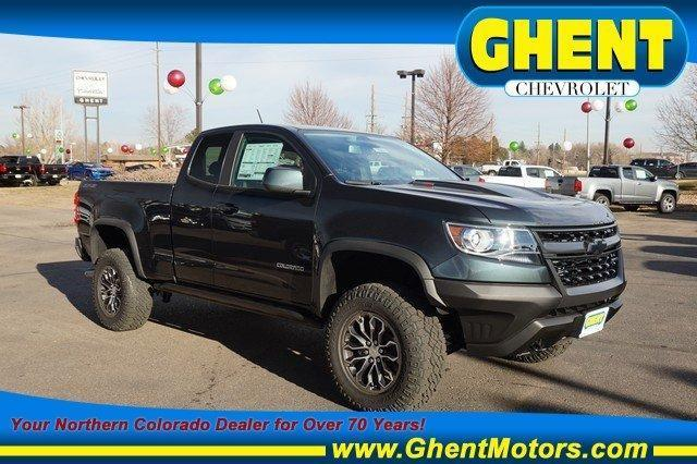 2018 Colorado Extended Cab 4x4, Pickup #133656 - photo 1