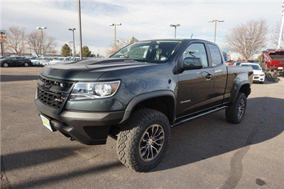 2018 Colorado Extended Cab 4x4, Pickup #133656 - photo 4