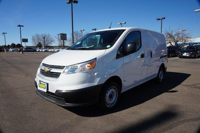2018 City Express, Cargo Van #133687 - photo 4