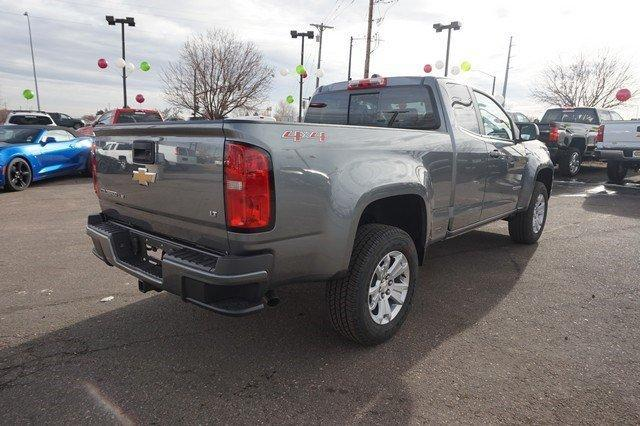 2018 Colorado Extended Cab 4x4, Pickup #133689 - photo 2