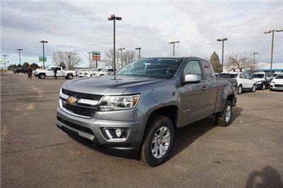 2018 Colorado Extended Cab 4x4, Pickup #133689 - photo 4