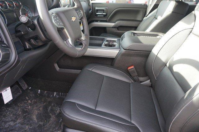 2018 Silverado 1500 Crew Cab 4x4, Pickup #133698 - photo 7