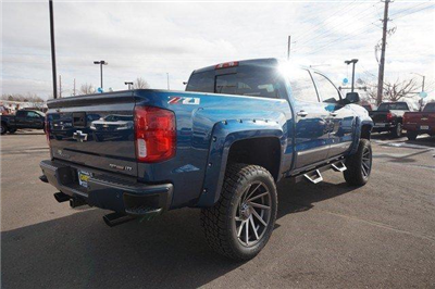 2018 Silverado 1500 Crew Cab 4x4, Pickup #133698 - photo 2