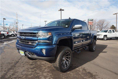 2018 Silverado 1500 Crew Cab 4x4, Pickup #133698 - photo 4