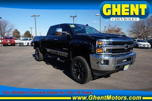 2018 Silverado 2500 Crew Cab 4x4, Pickup #133704 - photo 1