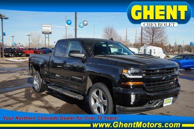 2018 Silverado 1500 Double Cab 4x4,  Pickup #133711 - photo 1
