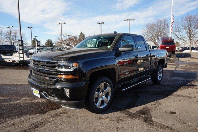 2018 Silverado 1500 Double Cab 4x4,  Pickup #133711 - photo 4