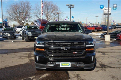 2018 Silverado 1500 Double Cab 4x4,  Pickup #133711 - photo 5