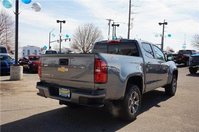 2018 Colorado Crew Cab 4x4, Pickup #133736 - photo 2
