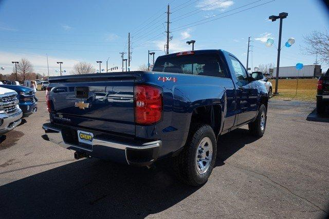 2018 Silverado 1500 Regular Cab 4x4, Pickup #133742 - photo 2