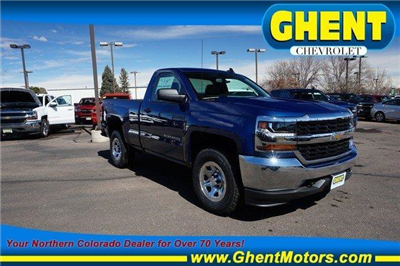 2018 Silverado 1500 Regular Cab 4x4, Pickup #133742 - photo 1