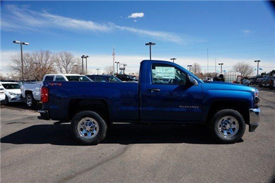 2018 Silverado 1500 Regular Cab 4x4, Pickup #133742 - photo 3