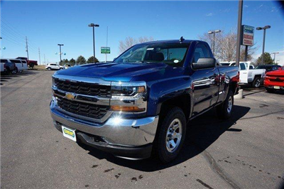 2018 Silverado 1500 Regular Cab 4x4, Pickup #133742 - photo 4