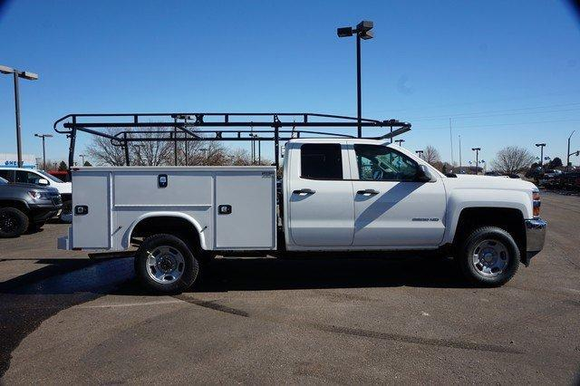 2018 Silverado 2500 Double Cab 4x4, Service Body #133755 - photo 3