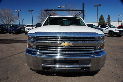 2018 Silverado 2500 Double Cab 4x4, Service Body #133755 - photo 5