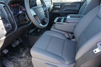 2018 Silverado 2500 Double Cab 4x4, Service Body #133755 - photo 7