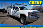 2018 Silverado 2500 Double Cab 4x4, Service Body #133755 - photo 1