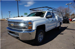 2018 Silverado 2500 Double Cab 4x4, Service Body #133755 - photo 4