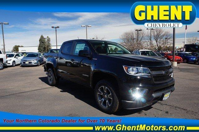 2018 Colorado Crew Cab 4x4,  Pickup #133765 - photo 1