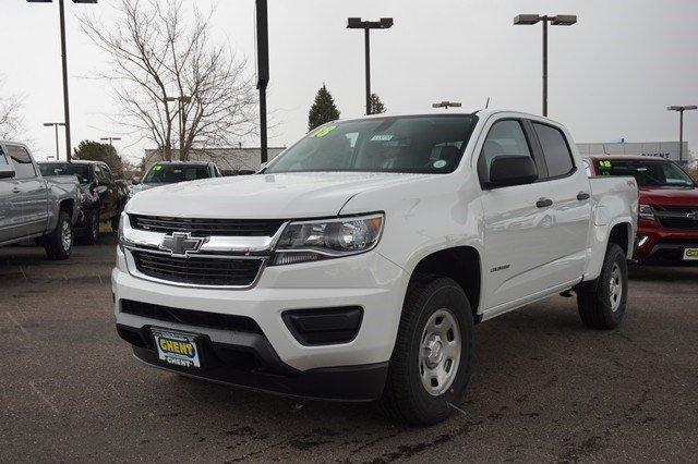 2018 Colorado Crew Cab 4x4, Pickup #133770 - photo 4