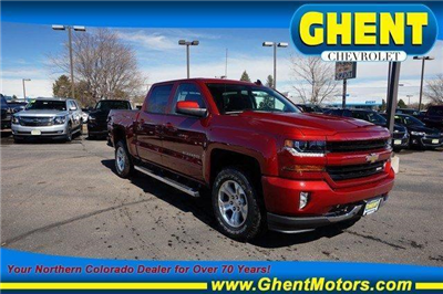 2018 Silverado 1500 Crew Cab 4x4, Pickup #133774 - photo 1