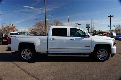 2018 Silverado 1500 Crew Cab 4x4, Pickup #133777 - photo 3