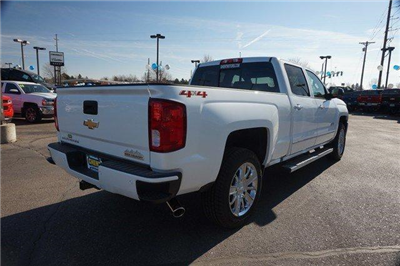 2018 Silverado 1500 Crew Cab 4x4, Pickup #133777 - photo 2