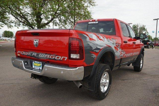 2016 Ram 2500 Crew Cab 4x4,  Pickup #133796A - photo 2