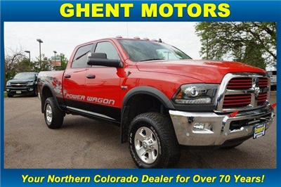 2016 Ram 2500 Crew Cab 4x4,  Pickup #133796A - photo 1