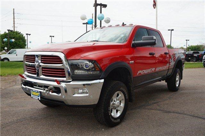 2016 Ram 2500 Crew Cab 4x4,  Pickup #133796A - photo 4