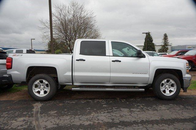 2014 Silverado 1500 Crew Cab 4x4,  Pickup #133834A - photo 3