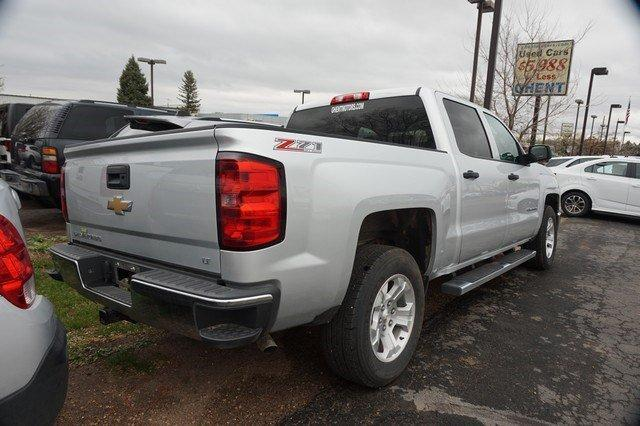 2014 Silverado 1500 Crew Cab 4x4,  Pickup #133834A - photo 2