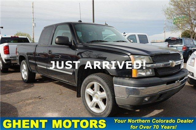 2005 Silverado 1500 Extended Cab 4x4, Pickup #133842Y - photo 1