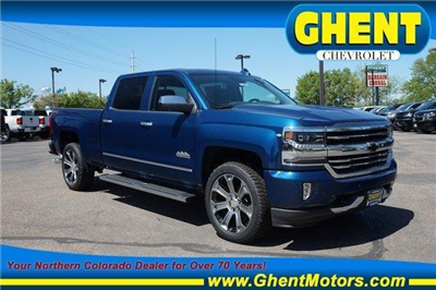 2018 Silverado 1500 Crew Cab 4x4, Pickup #133881 - photo 1