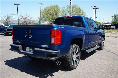 2018 Silverado 1500 Crew Cab 4x4, Pickup #133881 - photo 2