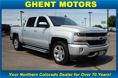 2016 Silverado 1500 Crew Cab 4x4,  Pickup #133887A - photo 1