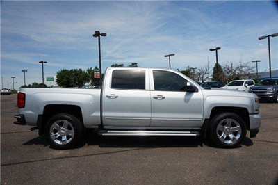 2016 Silverado 1500 Crew Cab 4x4,  Pickup #133887A - photo 3