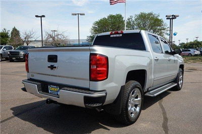 2016 Silverado 1500 Crew Cab 4x4,  Pickup #133887A - photo 2
