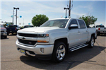 2016 Silverado 1500 Crew Cab 4x4,  Pickup #133887A - photo 4