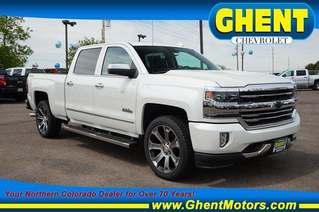 2018 Silverado 1500 Crew Cab 4x4,  Pickup #133890 - photo 1