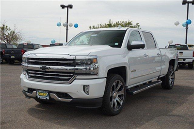 2018 Silverado 1500 Crew Cab 4x4,  Pickup #133890 - photo 4