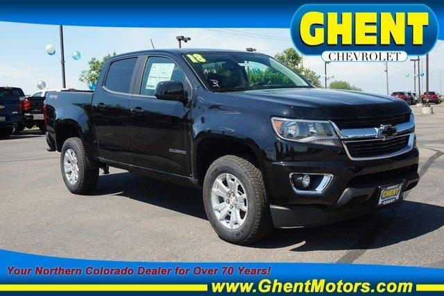 2018 Colorado Crew Cab 4x4,  Pickup #133905 - photo 1