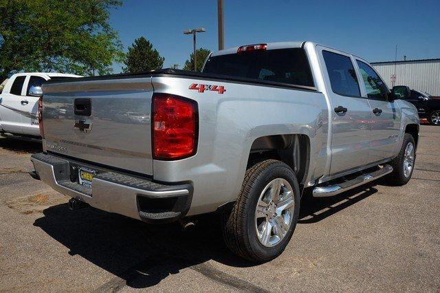 2018 Silverado 1500 Crew Cab 4x4,  Pickup #133947 - photo 2