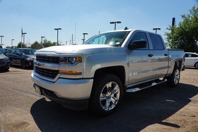 2018 Silverado 1500 Crew Cab 4x4,  Pickup #133947 - photo 4