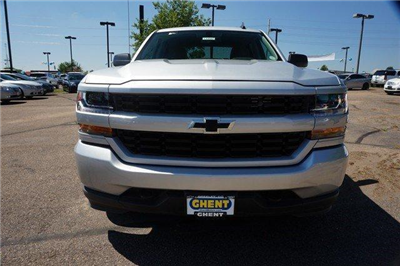 2018 Silverado 1500 Crew Cab 4x4,  Pickup #133947 - photo 5