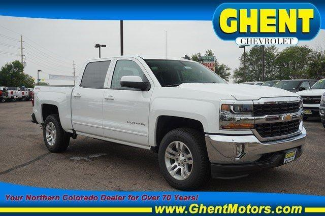 2018 Silverado 1500 Crew Cab 4x4,  Pickup #133978 - photo 1