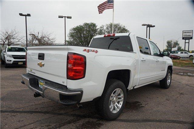 2018 Silverado 1500 Crew Cab 4x4,  Pickup #133978 - photo 2