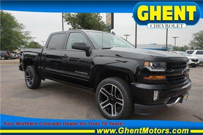 2018 Silverado 1500 Crew Cab 4x4,  Pickup #133998 - photo 1