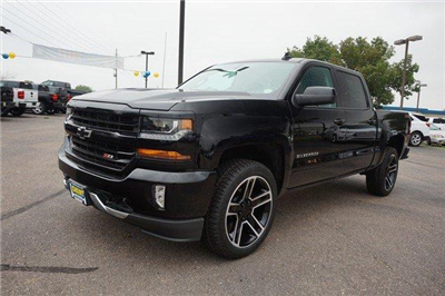 2018 Silverado 1500 Crew Cab 4x4,  Pickup #133998 - photo 4